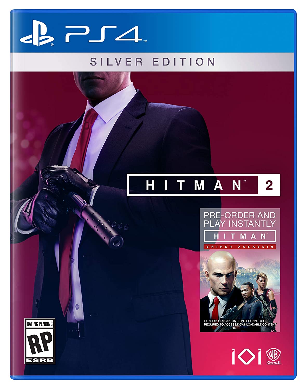 hitman 2 gold edition ps4 amazon