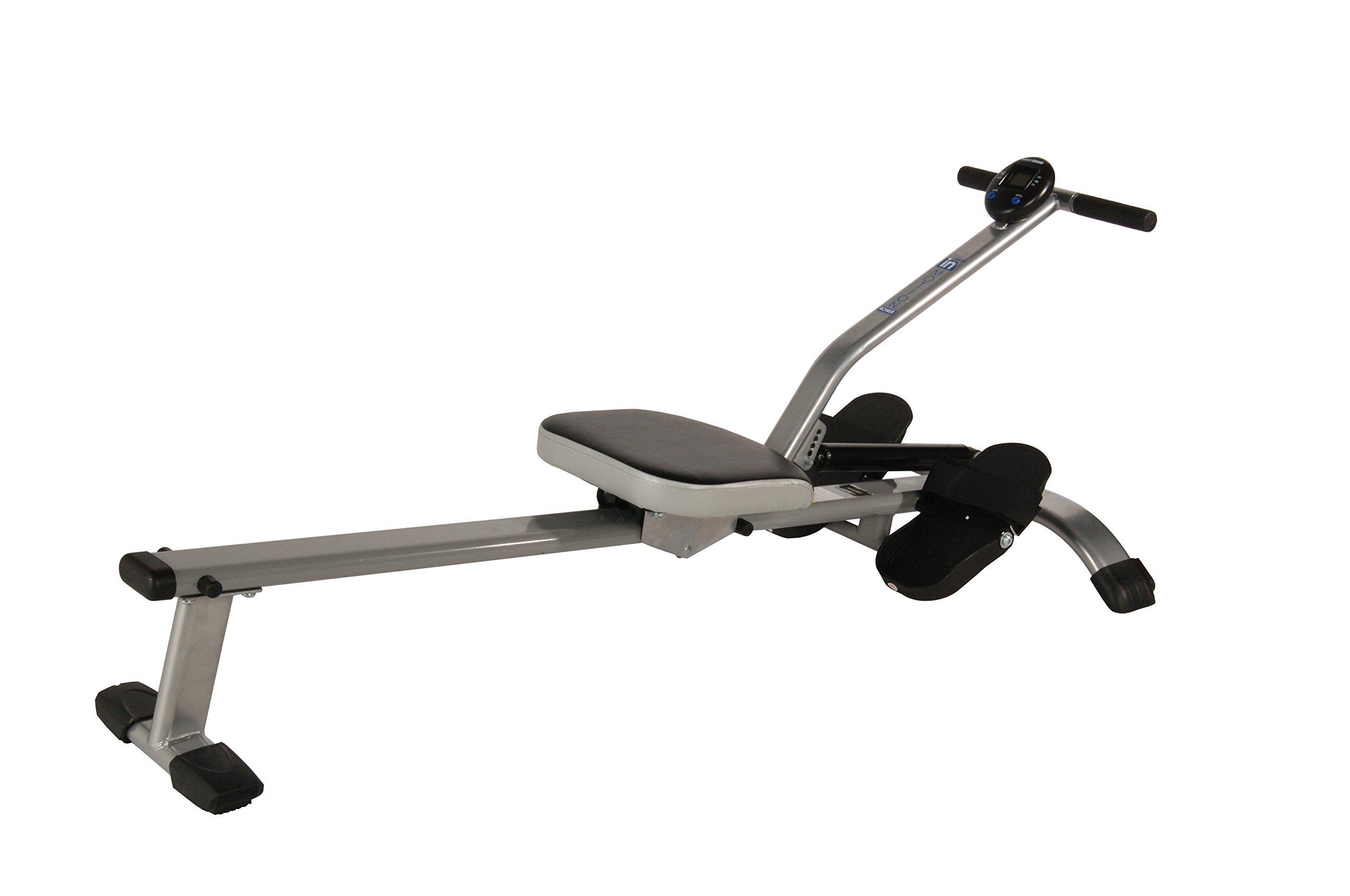 Stamina 35-0123 Inmotion Rower, Silver