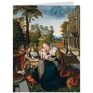 Amazon.com: Christmas Cards Greeting Cards Religious Christian ...