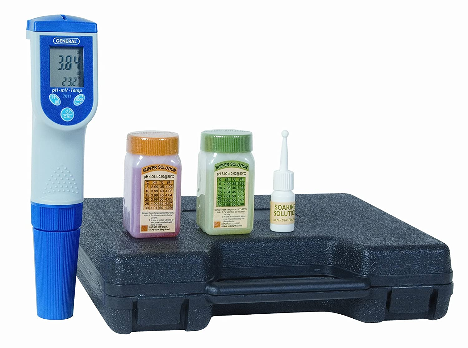 General Tools DPH7011 Digital PH Meter with RS-232 Output
