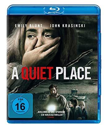 A Quiet Place 2018 Hindi Dual Audio 720p BluRay 900MB ESubs