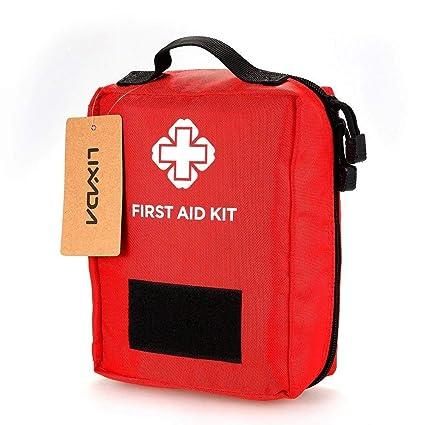 Botiquín de primeros auxilios bolsa, supervivencia de la ...