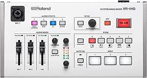 Roland Professional A/V VR-1HD AV Streaming Mixer #8