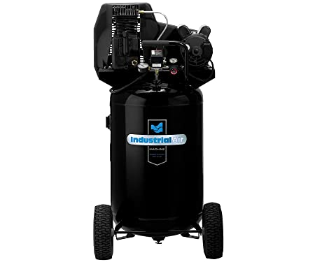 <strong>Industrial Air ILA1883054 30-Gallon Belt Driven Air Compressor</strong>
