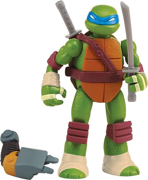Teenage Mutant Ninja Turtles Mix & Match Leonardo Figure Action Figure