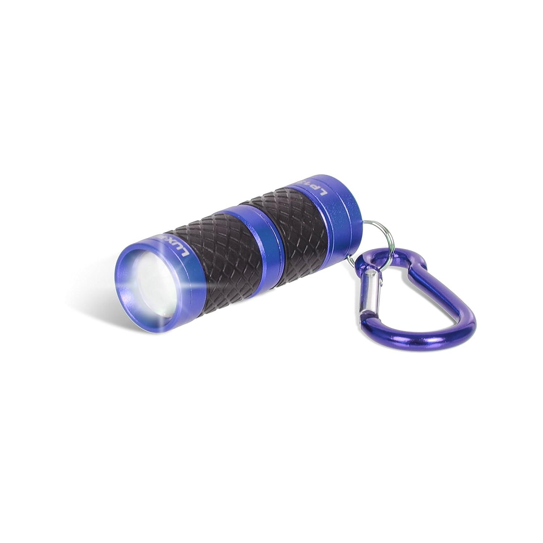 Lux-pro lp130-bl Schlüssel Kette mit 60 lm Licht fokussiert und 25 H Laufzeit, blau
