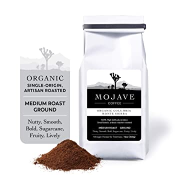 Mojave Coffee High-Altitude Premium Arabica Coffee Beans