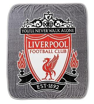 Liverpool FC – Manta de tejido de manta