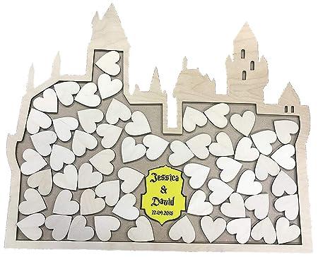 FSSS Ltd Harry Potter Inspired Hogwarts Castle - Caja de ...