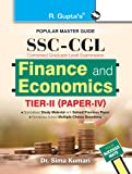 SSC-CGL: (AAO) Finance and Economics (TIER–II) (Paper-IV) for Assistant Audit/Accounts Officer Examination Guide