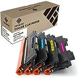 ZOOMTEC 4 Pack Compatibile con i Cartucce Toner Samsung CLT-404S CLT-K404S CLT-C404S CLT-M404S CLT-Y404S per Samsung Xpress SL-C430 SL-C430W SL-C480 SL-C480W SL-C480FN SL-C480FW