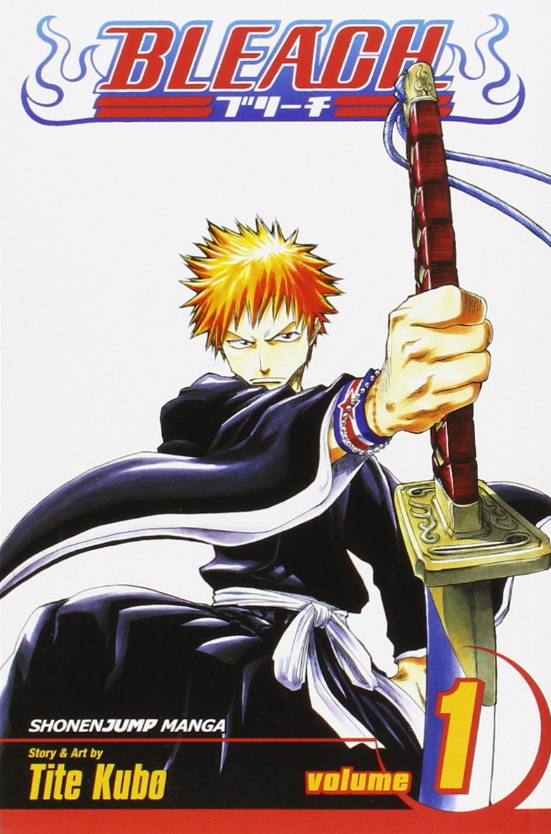 Image result for bleach manga