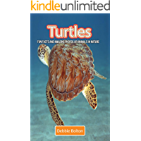 Turtles: Fun Facts and Amazing Photos of Animals in Nature