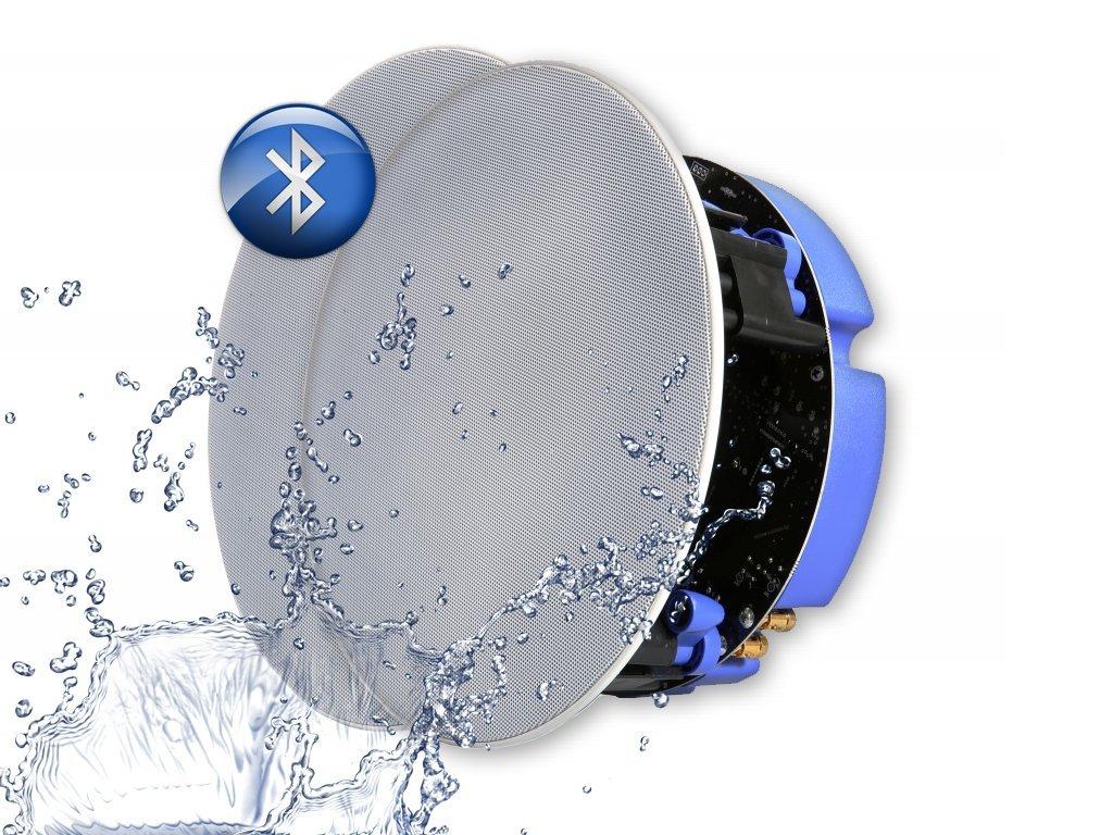 Wetroom B01MQ2N0M3 - IP44は、Bluetoothワイヤレスストリーミング6.5