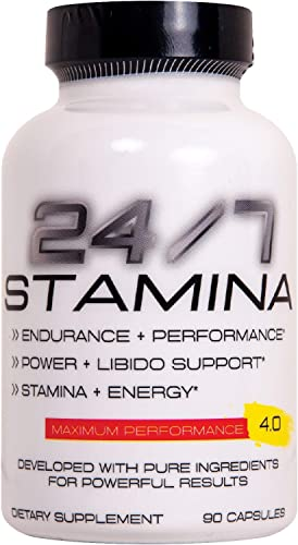 24 7 Stamina Testosterone Enlargement Booster