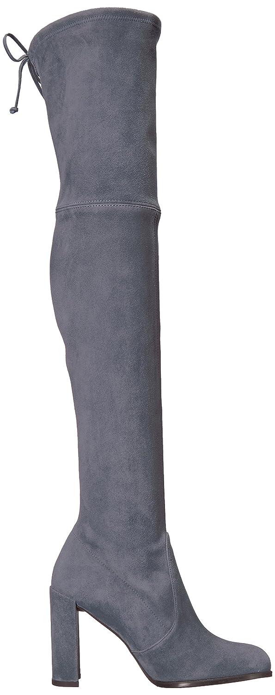 Stuart Weitzman Women's Hiline Over The Knee US|Denim Boot B072YLPYP4 9 B(M) US|Denim Knee Suede ed2fd6