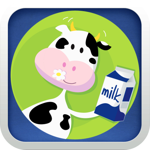 Milk The Cow - Games Cow Milk