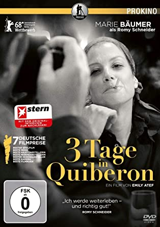 3 Tage In Quiberon Special Edition 2 Dvds Amazonde Marie