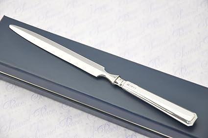 Amazon.com: Grecian pattern sterling silver letter opener/paper