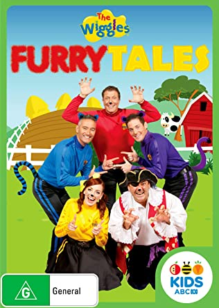 Amazon com: The Wiggles - Furry Tales [NON-USA Format / PAL / Region