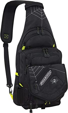 SpiderWire 15-Liter Sling Fishing Backpack