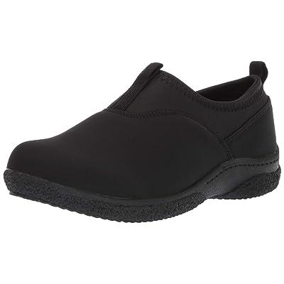 Propet Women's Madi Slip-On Snow Boot, Black,   Snow Boots