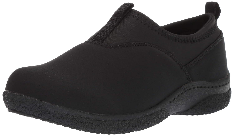 - Propet Women's Madi Slip-on Snow Boot Black 9 Wide Wide US
