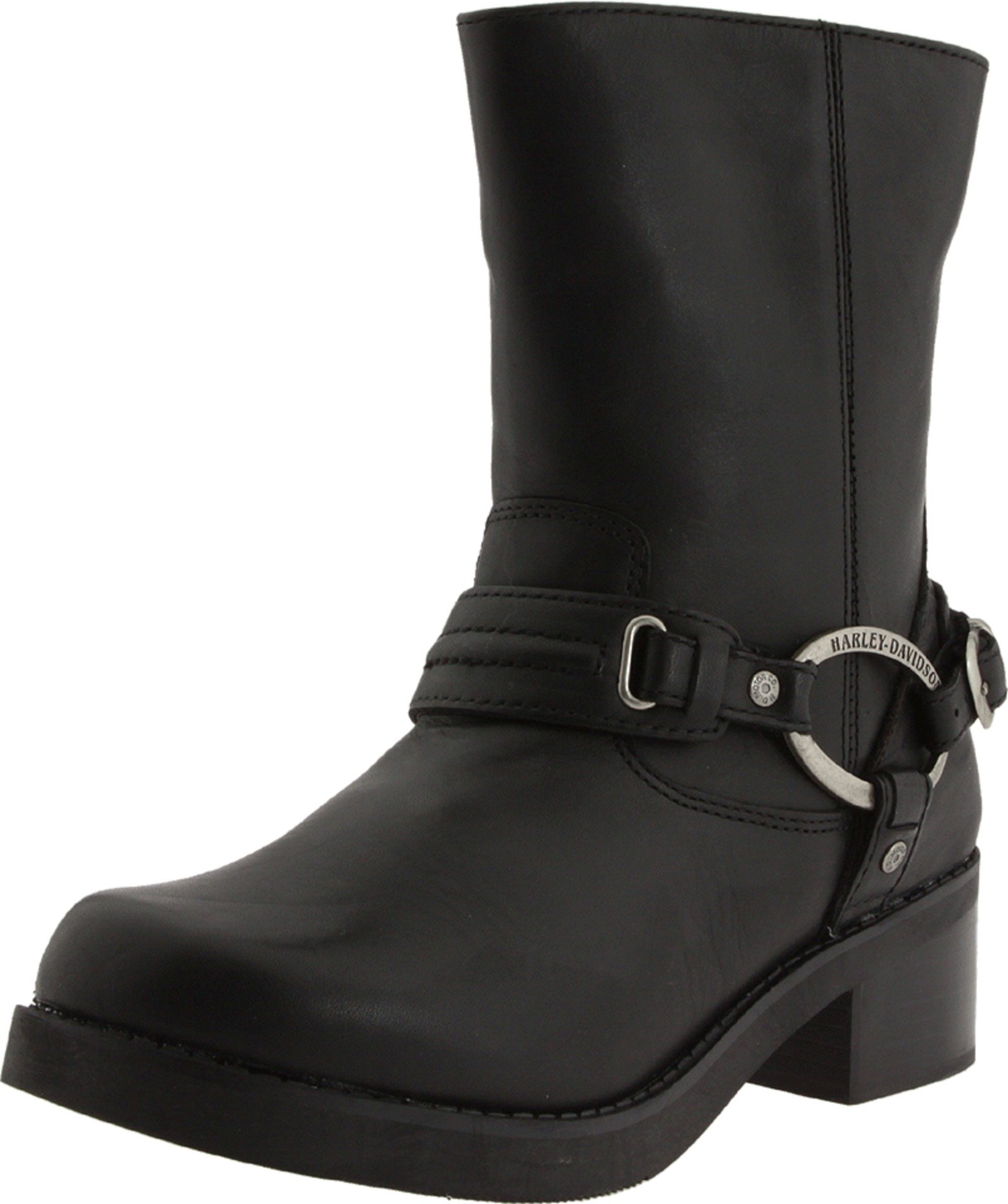 Harley-Davidson Women's Christa Motorcycle Harness Boot, Black, 11 M US by Harley-Davidson (Image #1)