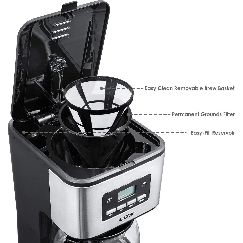 AICOOK Coffee Colador: Amazon.es: Hogar