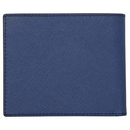 Amazon.com: Montblanc Sartorial portafolios de piel 113215 ...