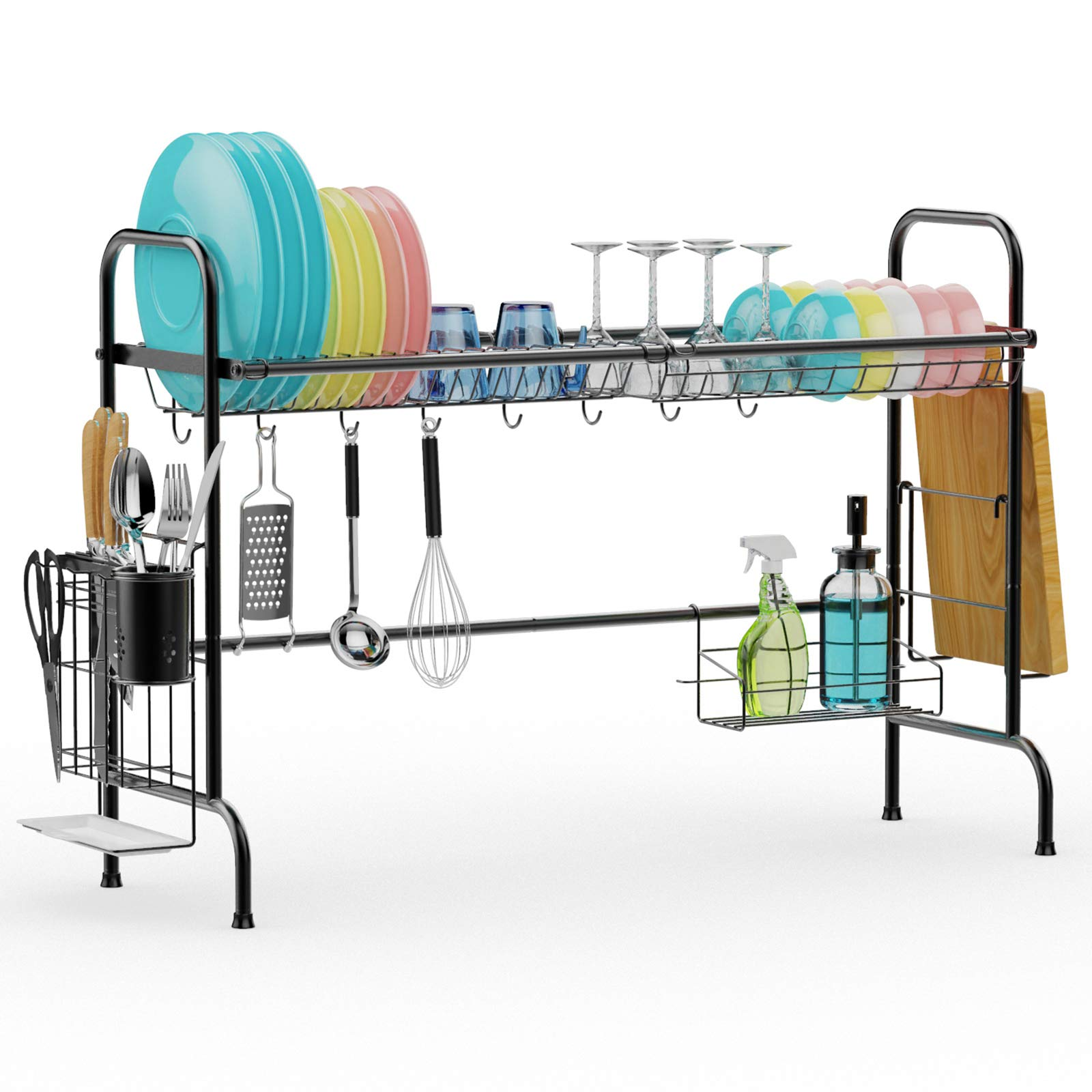 Over the Sink Dish Drying Rack F-Color over sink shelf kitchen Premium