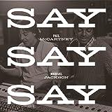 Say Say Say [Ltd.Edition] [Vinyl Maxi-Single]