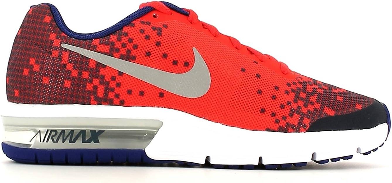 Nike Air MAX Sequent Print (GS), Zapatillas de Running para Niños ...