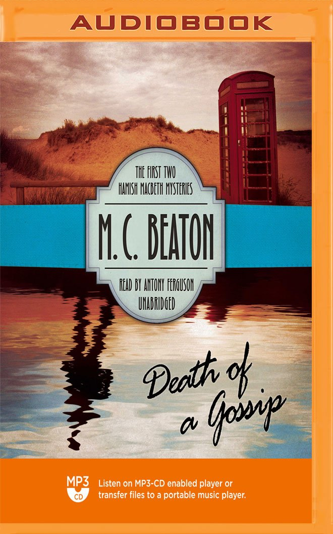 Download Death of a Gossip (The Hamish Macbeth Mysteries) pdf