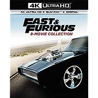 Fast & Furious 8-Movie Collection [Blu-ray] (Sous-titres français)