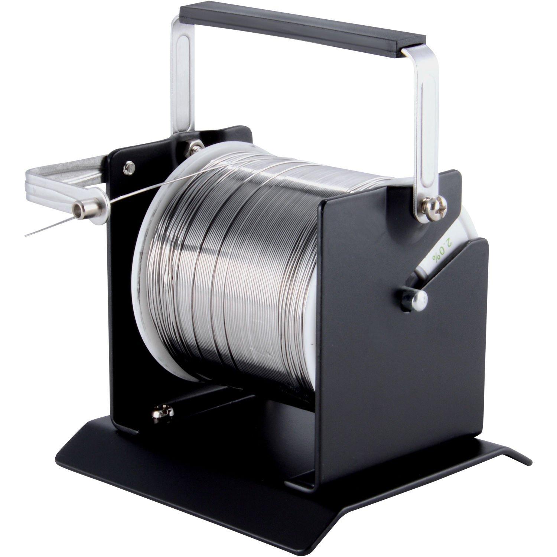 Delcast Solder Dispenser Wire Spool Holder Metal Stand Welding ...