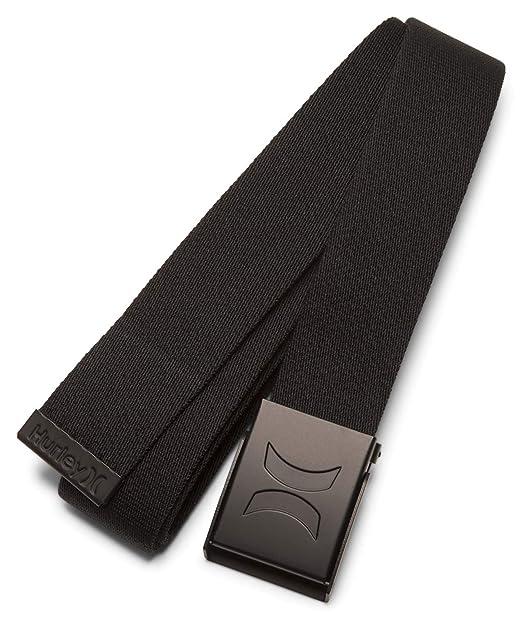 Amazon.com: Hurley Debossed Icon - Cinturón para hombre ...