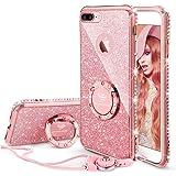 iPhone 7Plus / 8PLUS 钻石保护套 Rose Gold iPhone 7 Plus / 8 Plus