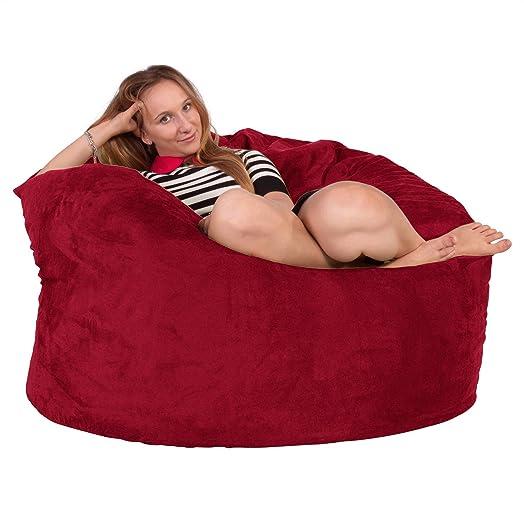 Giant Memory Foam Bean Bag Chair