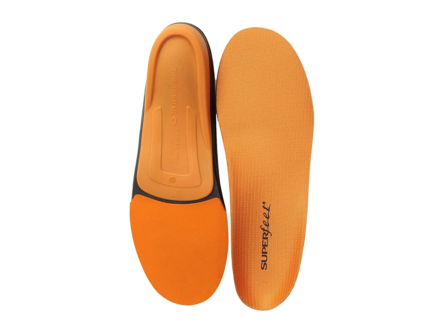 Superfeet Orange Premium Insole Orange Premium-M