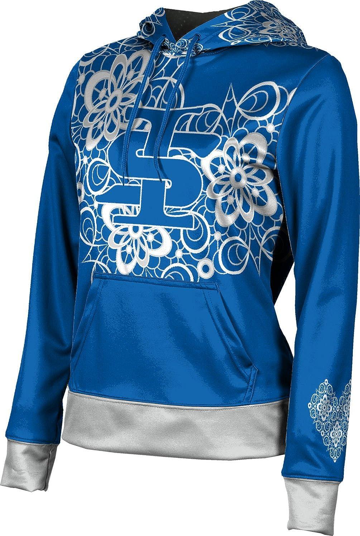 Heathered ProSphere Virginia State University Girls Zipper Hoodie School Spirit Sweatshirt