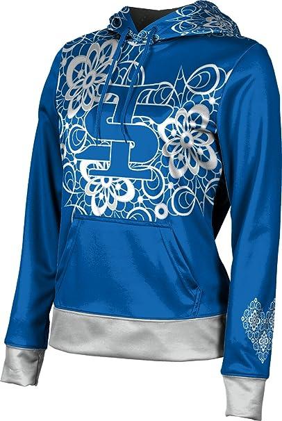 School Spirit Sweatshirt Ripple ProSphere Youngstown State University Girls Pullover Hoodie