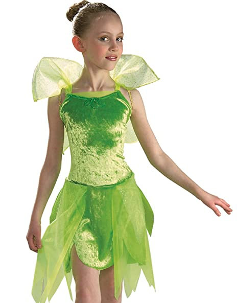 61427be1589 Amazon.com: Tinkerbell Child Costume - Small: Toys & Games