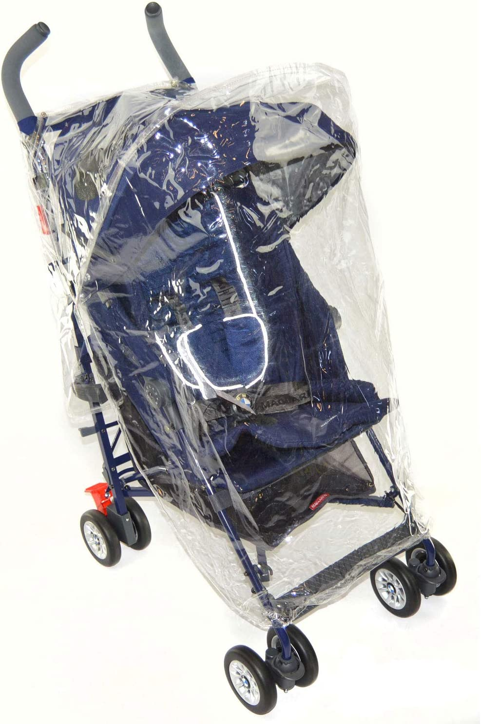 NEW Mamas and Papas Trek Grey Pram Raincover Rain Cover