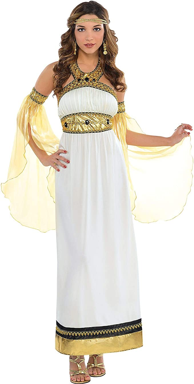 Christys Disfraz Griego Antiguo Mujer Goddess Disfraz Completo Disfraz Para Dama