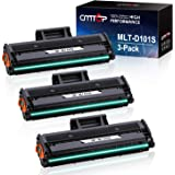 CMTOP MLT-D101S Toner Replacement for Samsung 101S MLTD101S MLT-D101S MLT-D101L Toner Cartridges, 3 Black, High Yield, Compat