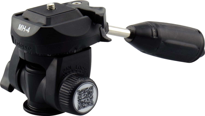 Rollei Mh 4 Leichter Stativkopf Bis Zu 2 5 Kg Kamera