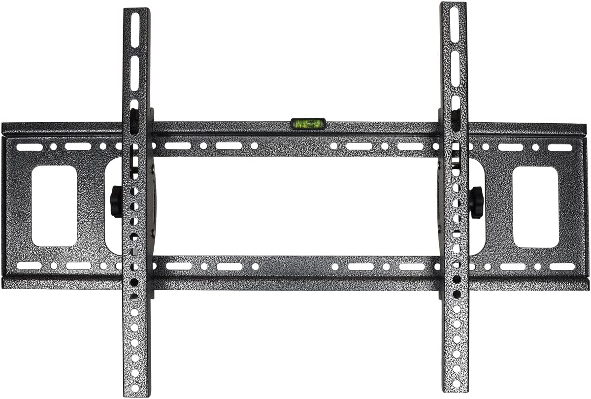 TV Wall Mount Bracket,- Universal Heavy-Duty Tilt Wall Mount Bracket for 32 – 70 Samsung, Sony, LG,LCD, LED and Plasma Flat Screen TVs with Bubble Level