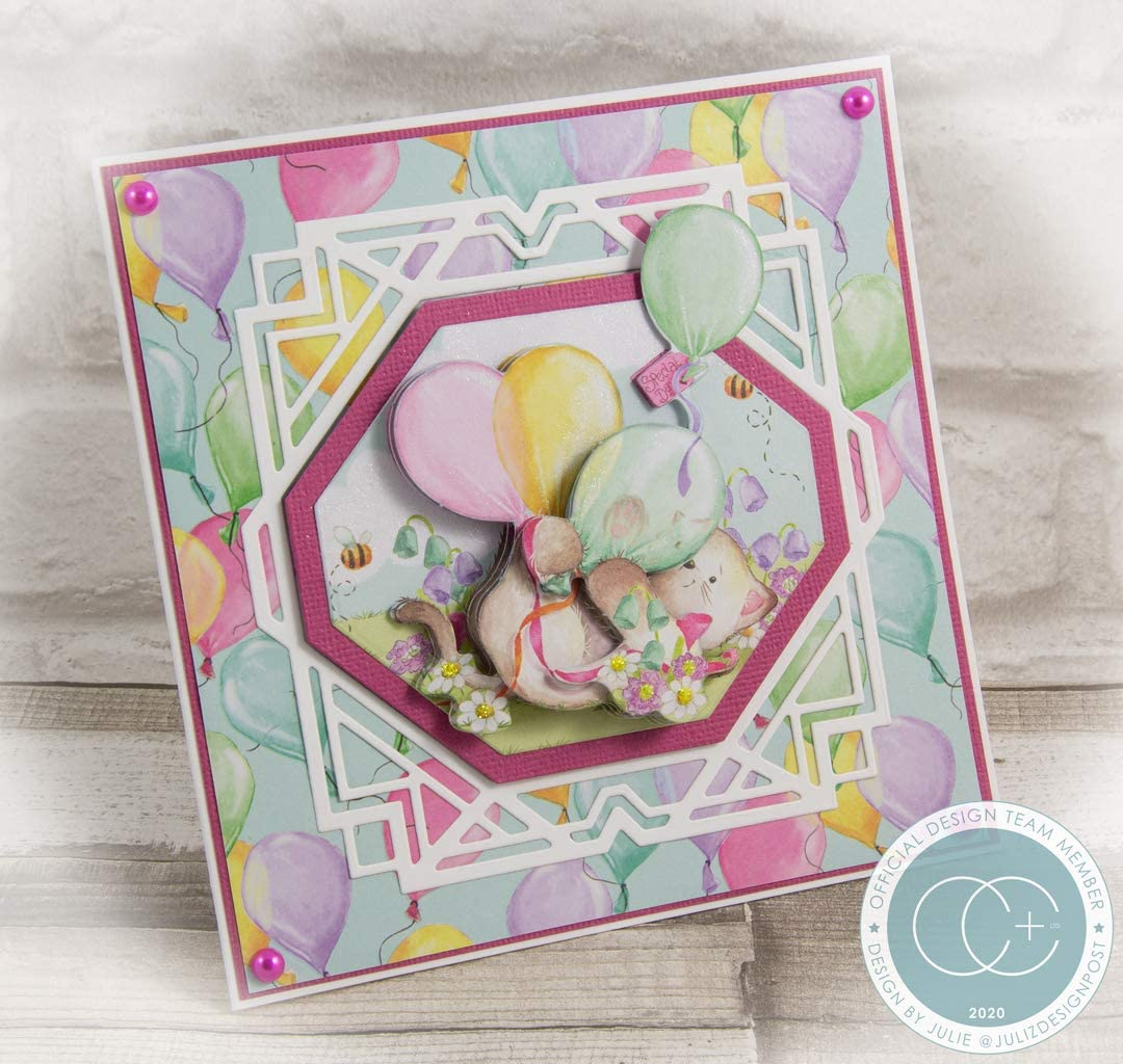 3D Decoupage Set The Gift of Giving