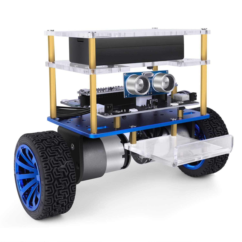 ELEGOO Tumbller Self-Balancing Robot Car Kit Compatible with Arduino, STEM Kits STEM Toys for Kids